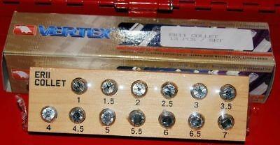 Collets Set ER11 (Model Number V-11013)