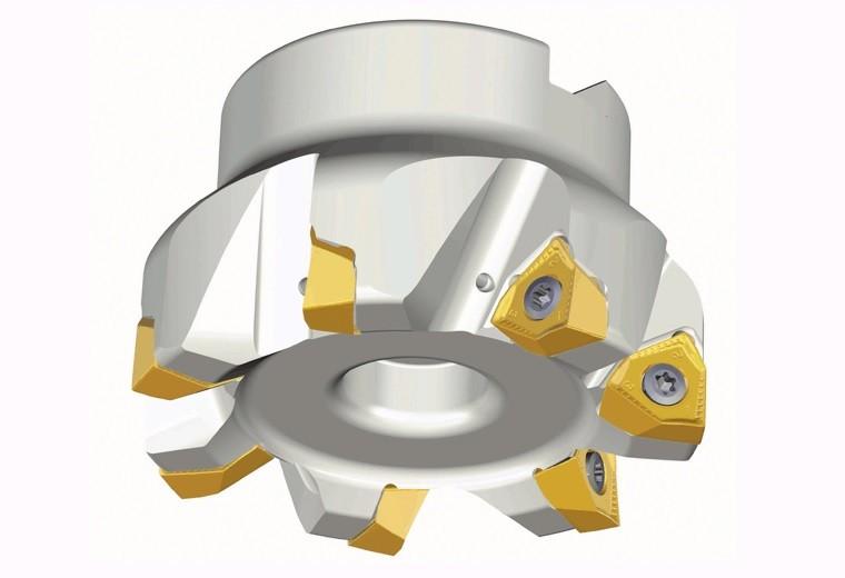Face Mill Holder (Model Number 6N TF90-780-25.4R-09)